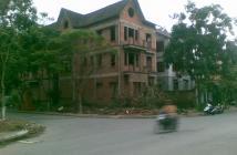 Bán gấp biệt thự 155m2 lô góc mặt phố Hoàng Liệt, Linh Đàm, Hoàng Mai