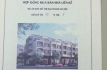 Cần bán gấp nhà 4 tầng , DT 42.5 m2 KĐT Đại Thanh, mới xây tự hoàn thiện chỉ 3.5tỷ.LH:A.Trung:0903206191