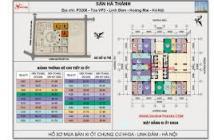 Bán Kiot HH3a linh đàm, 56m2 – chênh thỏa thuận