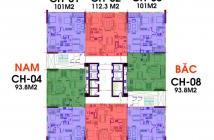 Bán biệt thự quần thể Ngoại Giao Đoàn - Bắc Từ Liêm diện tích từ 200m2 đến 300m2 giá hợp lý
