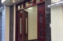 Bán nhà riêng gần trường THCS Phú Đô, P. Phú Đô, Q. Nam Từ Liêm, dt 39m2 x 4 tầng mới đẹp.