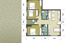 Chung cư Tân Tây Đô – căn hộ nhận nhà ở ngay, S=90,2m giá 11tr