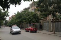 Bán nhà liền kề dẫy TT33 khu đô thị Văn Phú, quận Hà Đông, dt 76m2 x 4 tầng đường trước nhà 24m.