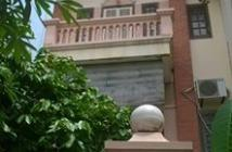 Bán biệt thự ngõ phố Tôn Đức Thắng DT 100m 5 tầng MT 10m