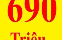 Chỉ từ 160 triệu sở hữu ngay căn hộ The Vesta hà đông giá chỉ từ 690tr/căn
