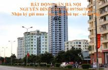 Bán căn 2209 dt 85m chung cư c2 xuân đỉnh giá 17 triệu