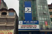 Bán nhà. 7 tầng Thang Máy.mặt phố Trần Khát Chân. 75m, MT 7.5m