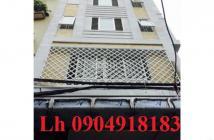 Bán nhà mặt phố Triều Khúc, giá rẻ, 52m, 4 tầng, 2 mặt thoáng, 5,5 tỷ, LH 0904918183