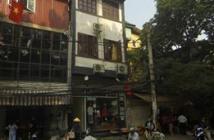Cần bán nhà gấp mặt phố Phan Huy Chú , diện tích 72.4m2, 3 tầng, MT 5m, giá bán 24 tỷ TL