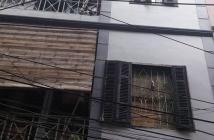 Bán nhà Trần Quý Cáp, Đống Đa, gara ô tô, 33m2, 4 tầng, MT 5,3m, giá 4.2 tỷ