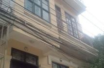 Bán nhà Lạc Long Quân, thoáng, kinh doanh tốt, 34m2, 4 tầng, mặt tiền 4,5m