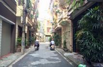 Nhà hot phố Minh Khai, Hai Bà Trưng, phân lô ô tô chạy vù vù 55m2