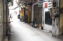 Bán nhà ngõ Thịnh Hào I phố Tôn Đức Thắng DT 47 m2x 4 tầng
