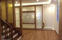 Bán nhà phân lô phố Vĩnh Phúc 48m2, xây 5 tầng, mặt tiền 4m