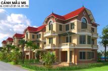 Bán BT, LK Phú Lương gần Metro Hà Đông giá từ 21,5 tr/m2 khu đô thị xanh trong lòng thành phố