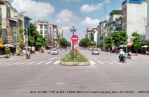 Quá rẻ mặt phố quận Hoàng Mai kinh doanh đa dạng sầm uất nhà đẹp