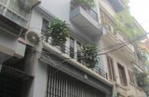 Bán nhà mặt phố Đại Cồ Việt DT 75m2 x 3 tầng, MT 4.55m kinh doanh vỉa hè cực tốt