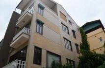 Cần bán nhà 8 tầng Tô Ngọc Vân, quận Tây Hồ, DT 230m2/ 7 tầng + 1 tầng hầm. MT 10m