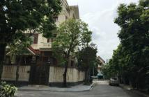 Bán biệt thự vip 3 mặt tiền khu đô thị Văn Phú, quận Hà Đông, dt 200m2 đã hoàn thiện đẹp
