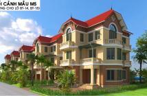 Bán suất ngoại giao kiền kề Phú Lương diện tích 90m2, MT= 7,2m2 sổ đỏ có ngay, được tự xây