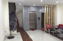 Bán nhà 14 tỷ mặt phố, số 384 Trần Cung, 7 tầng thang máy kinh doanh tốt