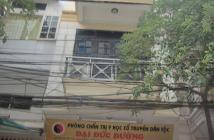 Bán nhà 5 tầng mặt phố Đốc Ngữ, Ba Đình, DT 67m2, MT 4m giá rẻ 10.1 tỷ
