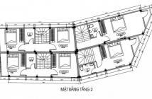 Bán nhà ngõ 68 Triều Khúc-Thanh Xuân. (Gần trường THCS Tân Triều), DT: 33m2*4T, 1,82 tỷ, 0966819456