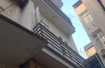 Bán nhà 2,5 tỷ, DT 29m2 x 4 tầng ngõ 612 La Thành - hướng Tây