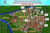 Bán biệt thự Tây Nam Linh Đàm, Hoang Mai, Hà Nội. Diện tích 280m2