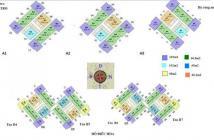 Chính chủ bán chung cư 234 Green Star - PVĐ, căn 08 tầng 12, tòa B6, giá 26tr/m2, S:98m2