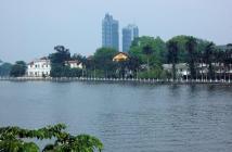 Chỉ 9 tỷ nhà mặt hồ Tây, phố Yên Hoa, 40m2, mặt tiền 4m