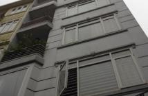 Nhà mặt phố Tây Sơn, 86 m2 x 9 tầng, mặt tiền 6.2m, thang máy hiện đại