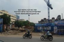 Sở hữu ngay căn hộ 80m dự án hanhud 234 hoàng quốc việt giá 27tr