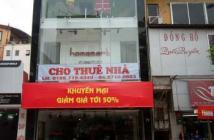 Bán nhà mặt phố Giảng Võ, Ba Đình, dt 200m2, 4 tầng MT 5, vị trí kinh doanh tốt