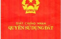 Cần bán gấp mảnh đất đấu giá mặt phố Đồng Bông, Cốm Vòng