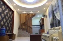 Bán nhà Vĩnh Hưng, Hoàng Mai; Giá 1,96 tỷ; DT 33m2, 5 tầng xây mới, ô tô đỗ cổng