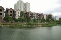 Cần bán gấp lô biệt thự khu đô thị Cầu Bươu 123m2, 3 mặt thoáng, có sổ đỏ (vị trí đẹp)