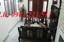 Chỉ với 2,4 tỷ bạn có thể sở hữu căn nhà 4 tầng tại Sài Đồng, đường 5m. LH 0981.221.511