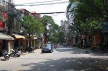 Nhà mặt phố khu Vĩnh Phúc, Ba Đình, lô góc, 2 vỉa hè, KT 60m2, 10 tỷ