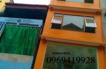 Nhà mặt phố Tô Hiệu – Lê Lợi – Hà Đông 45m2, MT: 4,2m vị trí kinh doanh đẹp -0969419928