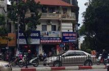 Bán nhà mặt phố Sơn Tây có mặt tiền, vị trí khủng khiếp giá 15.8 tỷ