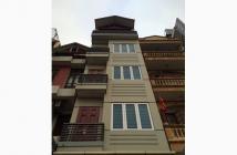 Bán nhà phân lô đẹp Hoàng Quốc Việt 66m2, 5 tầng, MT 6.8m, gara, KD tuyệt vời