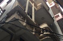 Bán nhà đẹp cực rẻ gần Nghĩa Dũng, DT 46m2, 4 tầng, 2.5 tỷ