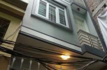 Bán nhà 4 tầng, lô góc trong ngõ đường Trường Chinh