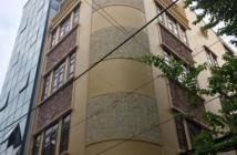 Bán nhà phân lô đường Nguyễn Khuyến, Văn Quán diện tích 75m2 lô góc, nhà 4 tầng, giá 8 tỷ
