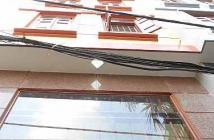 Bán nhà Hữu Hòa, Thanh Trì, Hà Nội, 38m2 x 4 tầng, 1,65 tỷ