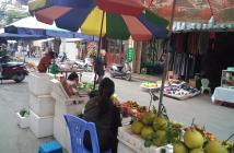 Bán nhà đất tiện kd, mặt trung tâm chợ Nguyễn An Ninh, Hoàng Mai 56m2x2t,5,2tỷ, ô tô vào nhà