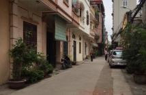 Bán nhà riêng phố Vạn Phúc, Hà Đông, 36m2, 4 tầng, lô góc, 2 mặt ngõ, vị trí cực đẹp, gần mặt phố