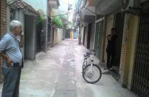 Bán nhà phố Vĩnh Phúc, nhà xây mới nguyên, ô tô vào nhà. Gía 5.3 tỷ