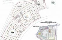 Bán biệt thự Thành Phố Giao Lưu, Phạm Văn Đồng lô góc mặt đường đôi, diện tích 284m2
